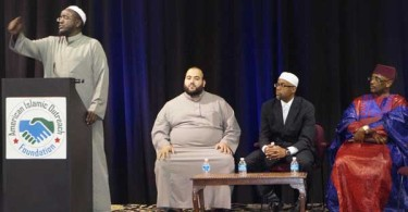 AMERICAN ISLAMIC OUTREACH 1st ANNUAL BANQUET  DECEMBER 12th 2015