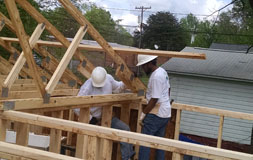 AMERICAN ISLAMIC OUTREACH - HABITAT FOR HUMANITY