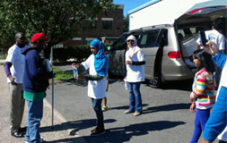AMERICAN ISLAMIC OUTREACH - FEEDING THE HUNGRY