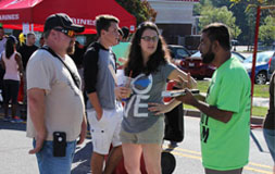 AMERICAN ISLAMIC OUTREACH -Lincoln county Historic Apple Festival