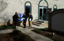 AMERICAN ISLAMIC OUTREACH -Rock Hill Masjid Grand opening