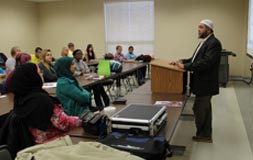 AMERICAN ISLAMIC OUTREACH - UNC Charlotte