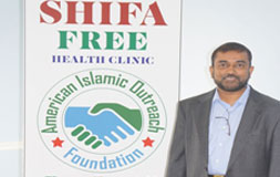 American Islamic Outreach-FREE SHIFA HEALTH CLINIC