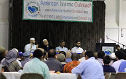 American Islamic outreach-INAUGURATION OF AMERICAN ISLAMIC OUTREACH-SEPTEMBER 21st 2013