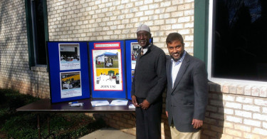 Rock Hill Masjid Grand opening 12-13-2013