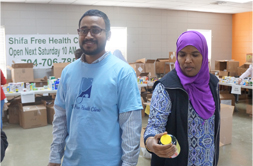AMERICAN ISLAMIC OUTREACH -AMERICAN ISLAMIC OUTREACH - Shifa Free Clinic