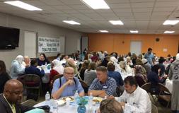 AMERICAN ISLAMIC OUTREACH -Interfaith Iftar/Dinner