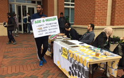 AMERICAN ISLAMIC OUTREACH -ISLAMIC AWARNESS WEEK @ UNCC with UNCC MSA