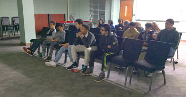 AIOF YOUTH GROUP Saturday 7th April 2018