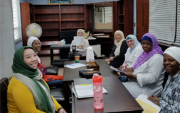 New Muslims Support Group